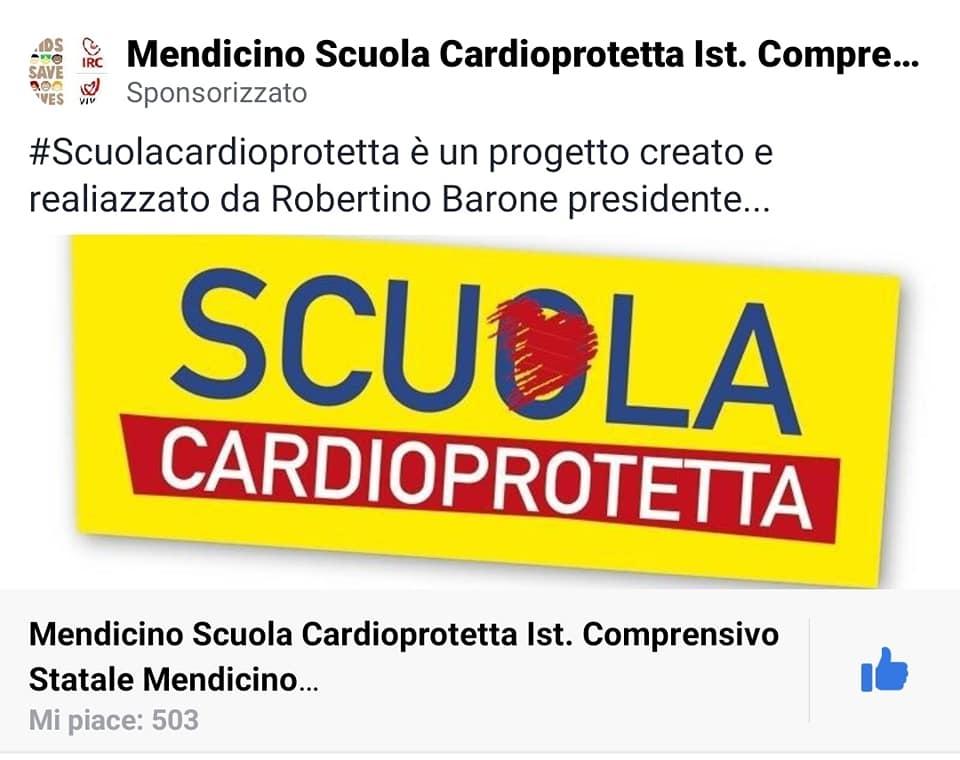 """""""Scuola cardio protetta"""", un progetto per il bene della comunità"""