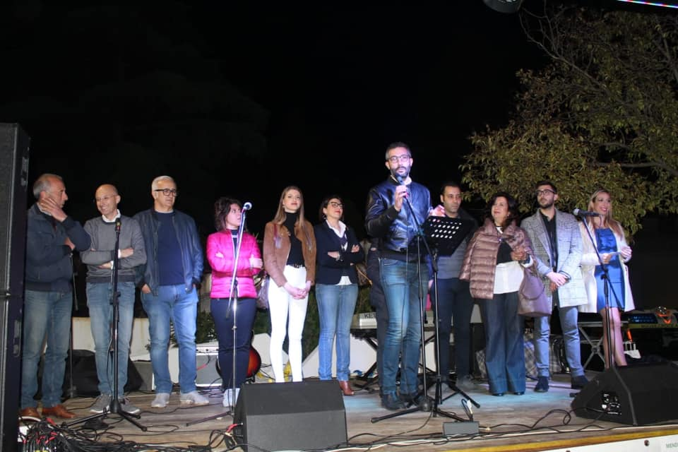 Amministrative, continua la maratona elettorale di Francesco Gervasi