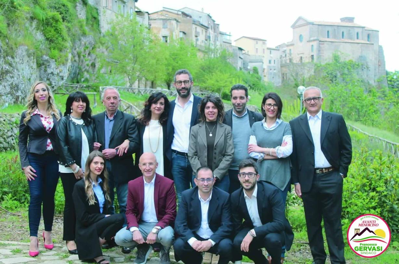Avanti Mendicino, Gervasi incontra sindaci e associazioni di categoria