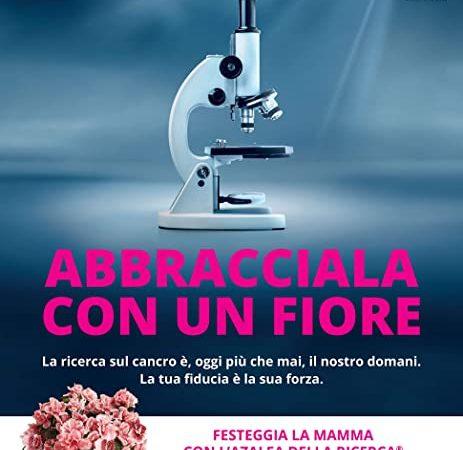 L'Azalea della Ricerca di Fondazione AIRC torna per la Festa della Mamma
