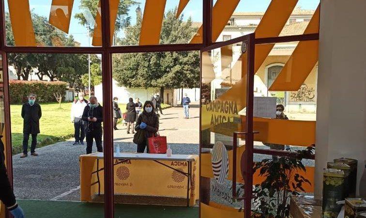 Coldiretti: sul mercato all'aperto a Rende non intendiamo alimentare polemiche
