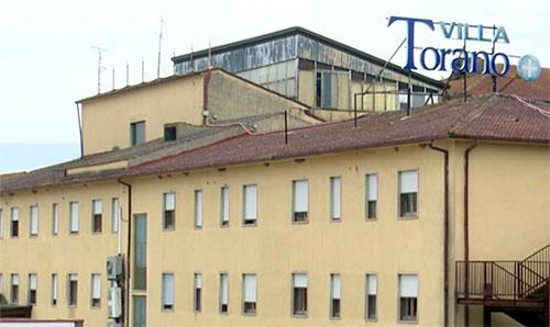 """Villa Torano, la smentita del presidente Sposato: """"Nessun infermiere ha eseguito i tamponi errati. Si faccia chiarezza"""""""