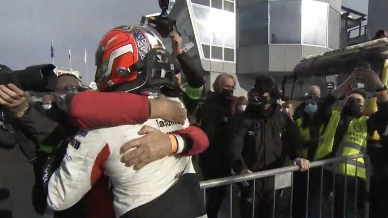 Il pilota calabrese Simone Iaquinta campione italiano della Porsche Carrera Cup