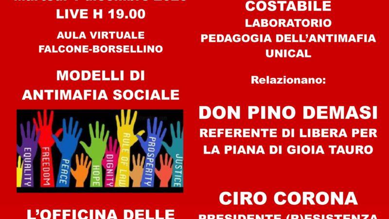 Unical, modelli di antimafia sociale da Polistena a Scampia