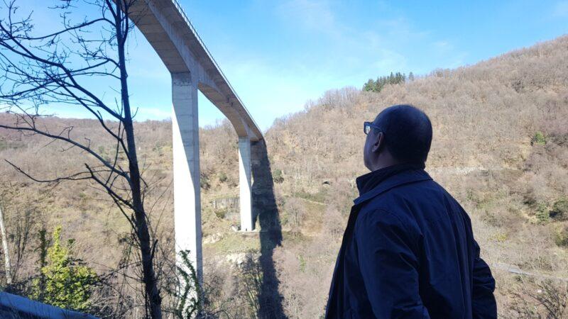 Viadotto Cannavino, Guccione: l'Anas ritarda le prove di carico e il tratto resta chiuso al traffico