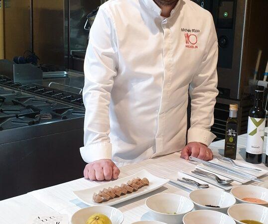 Michele Rizzo batte la crisi del Covid portando i gusti della Calabria in tutto il Sud Italia