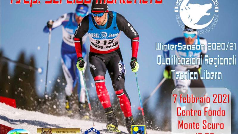 """La 19esima """"Coppa Sci Club Montenero"""" domenica 7 febbraio a Monte Scuro"""