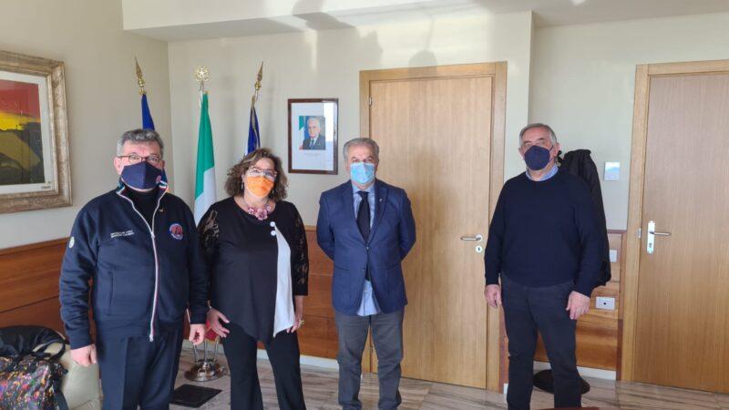"""FederAnziani ha incontrato il presidente f.f. Spirlì: """"Occorre una commissione sulla terza età"""""""