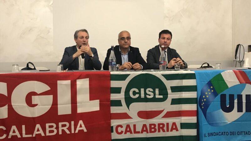 Cgil Cisl Uil Calabria: caos Sanità, urgente incontro con Ministro della Salute