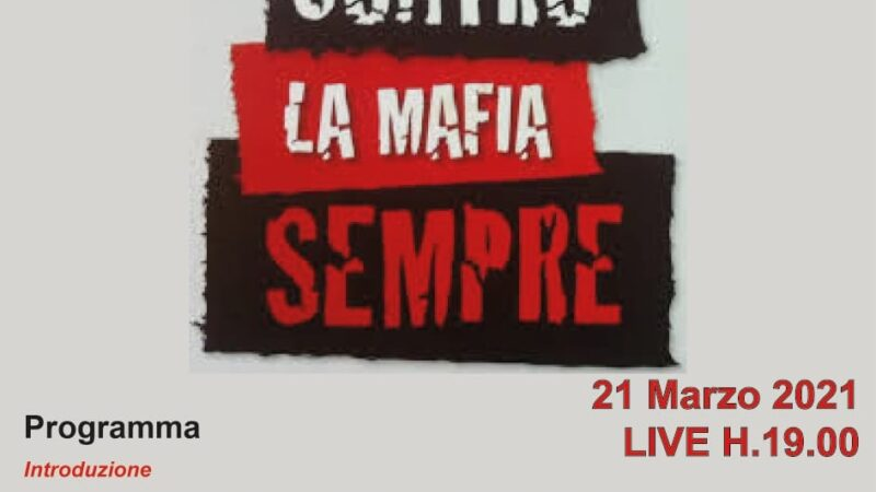 Barbiana 2040, l'Istituto Ciliberto di Crotone e R-Esistenza Anticamorra Scampia insieme per la Giornata della Memoria antimafia