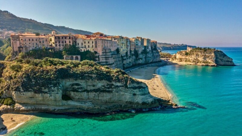 Il Borgo dei borghi 2021, la Regione sostiene la candidatura di Tropea