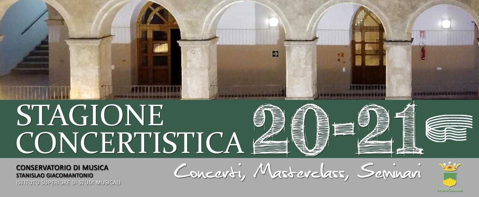 Cosenza, al via la stagione concertistica del Conservatorio di musica