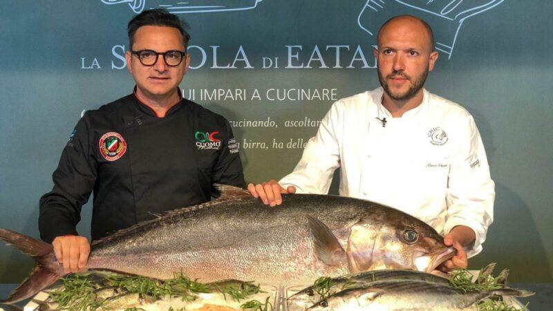 Dalla Calabria l'innovazione del Cuomo Method(R) entra nel menu del famoso chef Marco Visciola