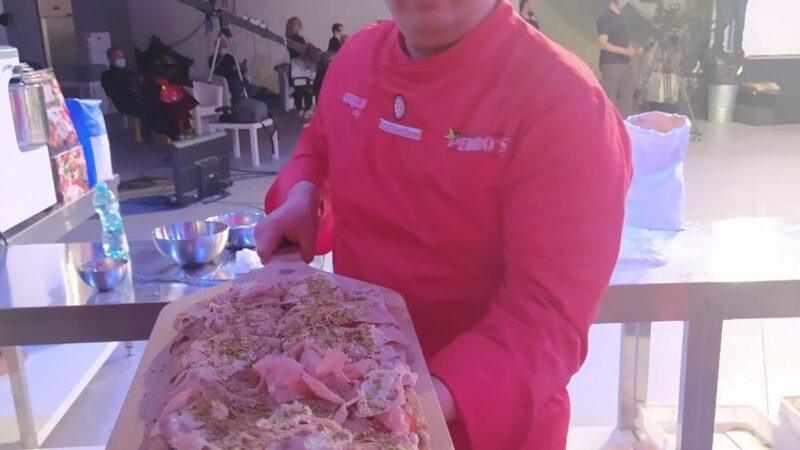 Pizza Talent Show, Pedro's in finale. Omaggio all'Italia col pomodoro di Belmonte