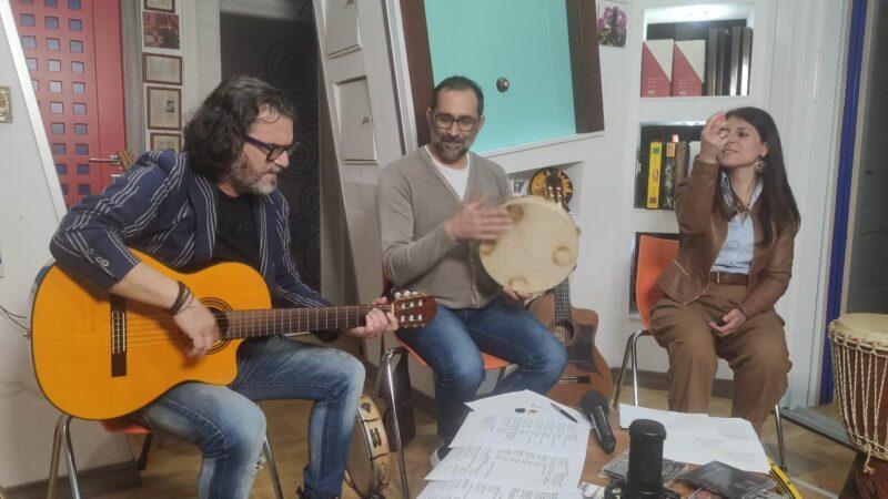 La Calabria che suona, nella scena reggina con Nino Stellitano e Marinella Rodà