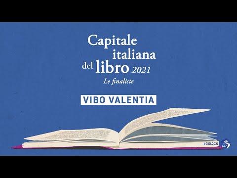 """Vibo Valentia """"Capitale italiana del Libro"""" 2021. Un altro importante riconoscimento per la Calabria"""