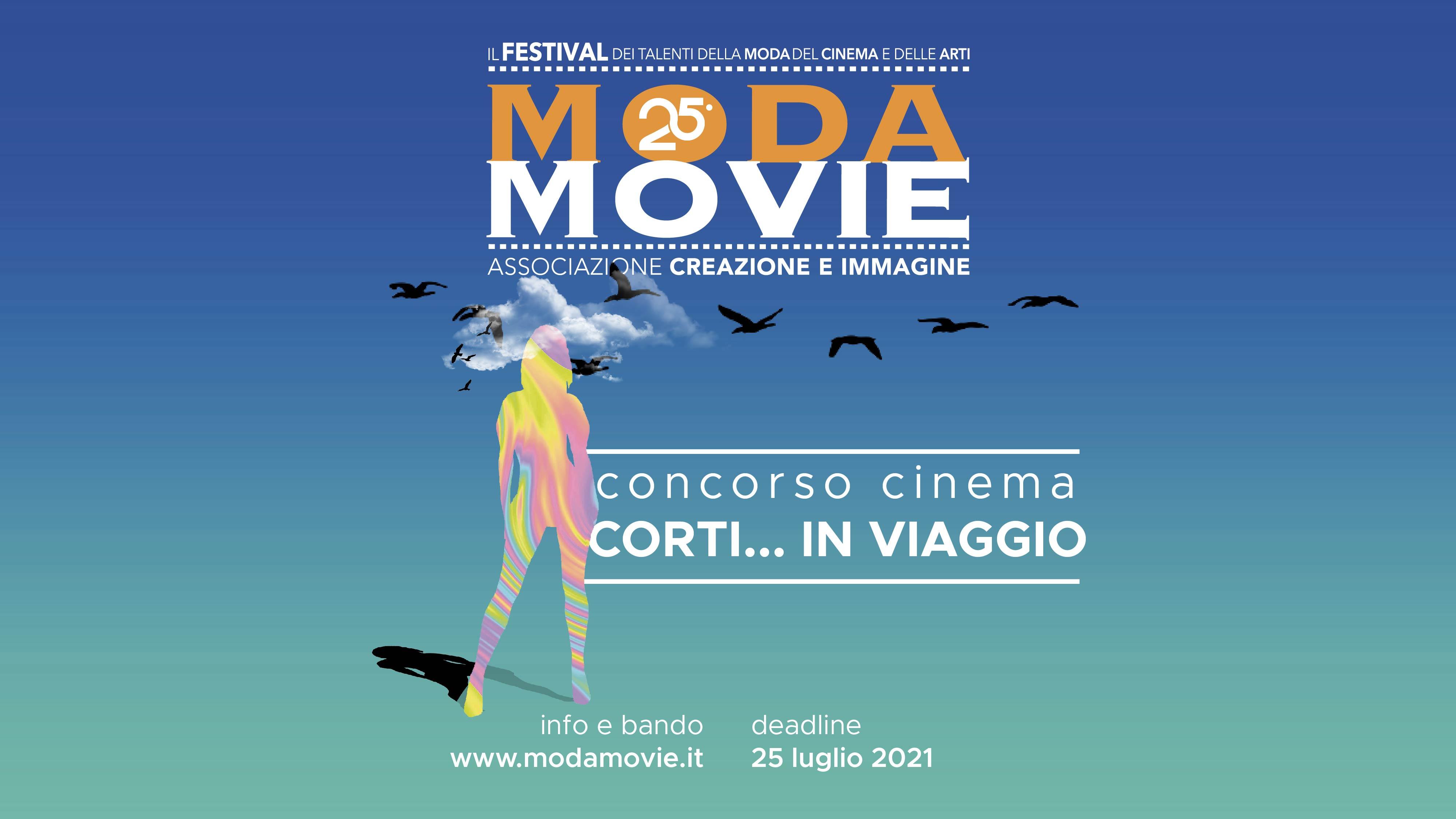 """Moda Movie 2021, online il bando per """"Corti…in viaggio"""""""