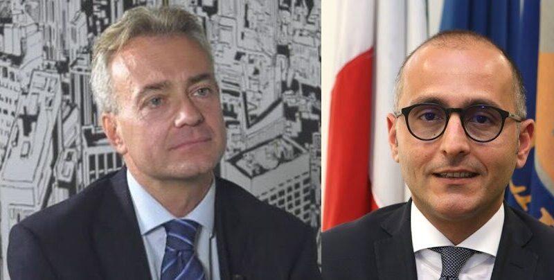 Il consigliere De Caprio e l'assessore Gallo su insabbiamento del Porto di Cetraro