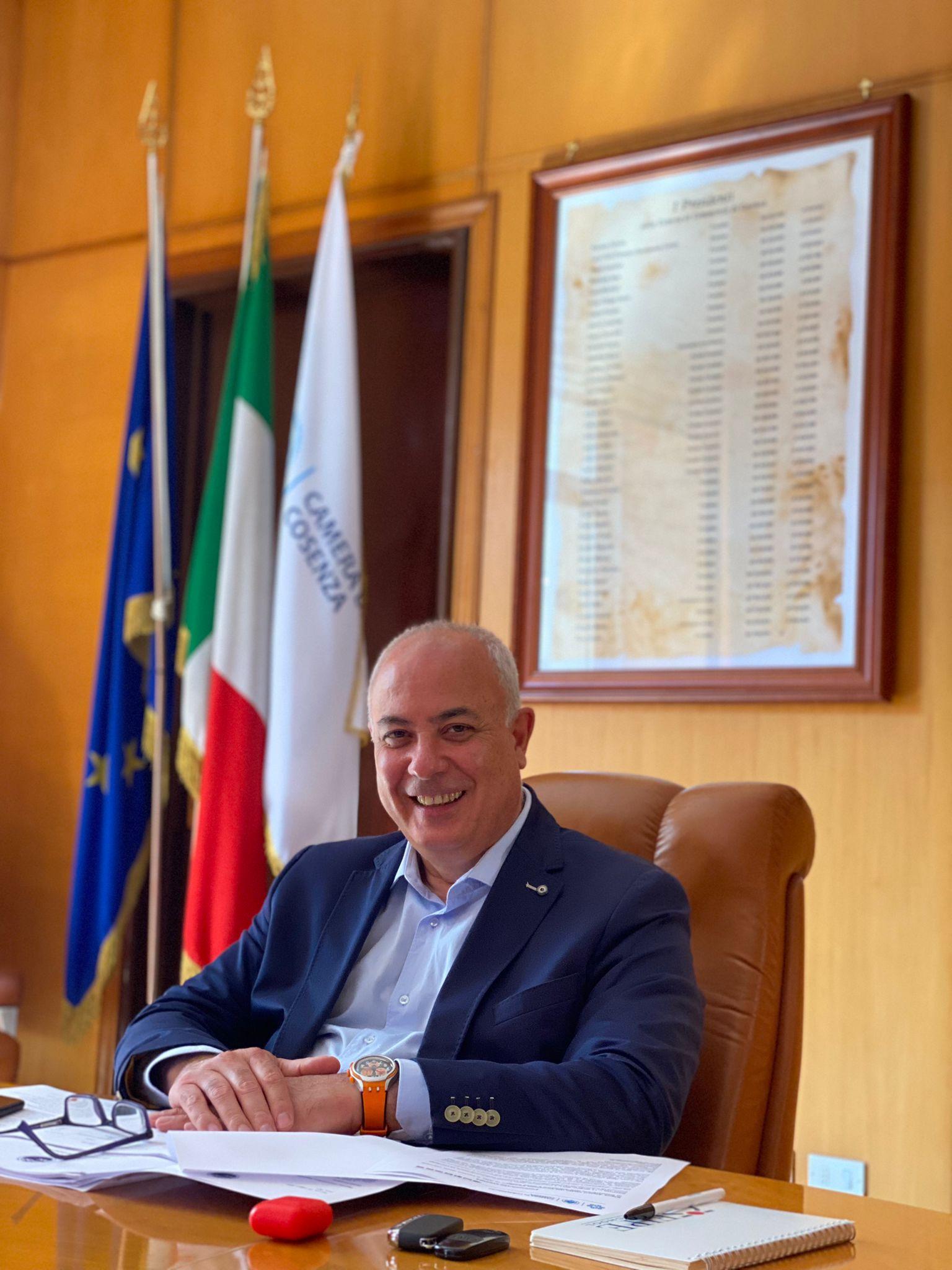 Klaus Algieri eletto nel Consiglio Direttivo di AIC, il Forum internazionale delle Camere di Commercio dell'Adriatico e dello Ionio
