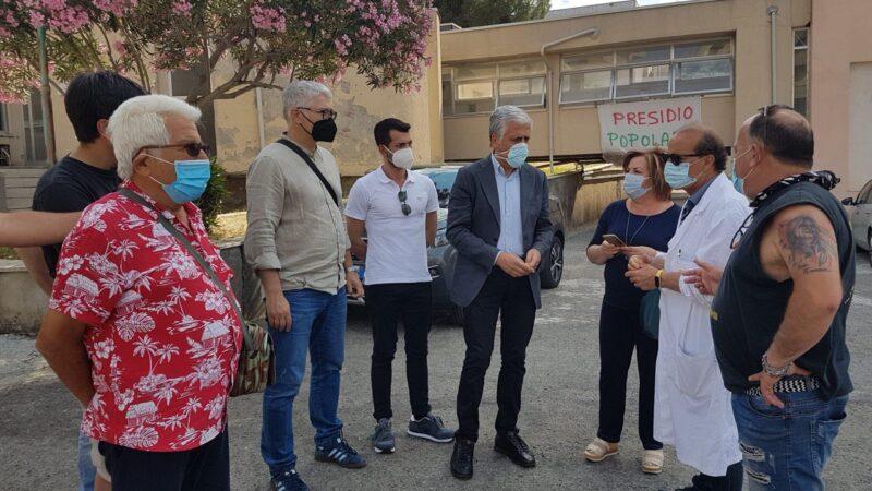 Riapertura Ospedale di Cariati, Graziano: «Si possono accelerare i tempi»