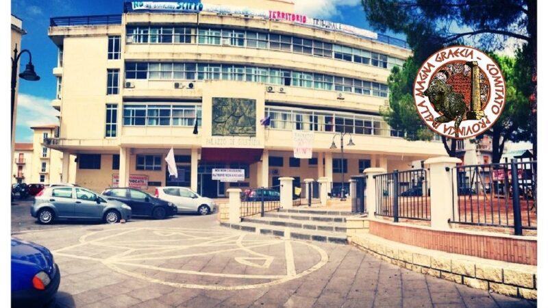 Tribunali soppressi: Nelle vicine regioni ci si mobilita. Calma piatta in Calabria