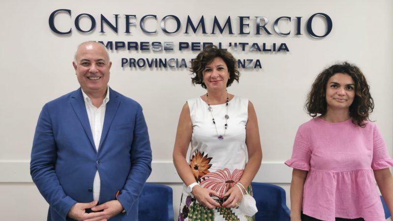 Anna Gallo rieletta alla guida del Gruppo Terziario Donna Confcommercio Cosenza