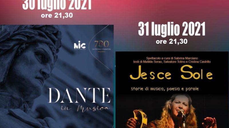 """Confermato il """"Miglierina Musical Fest 2021"""", seconda edizione del nuovo e originale Festival del Musical"""