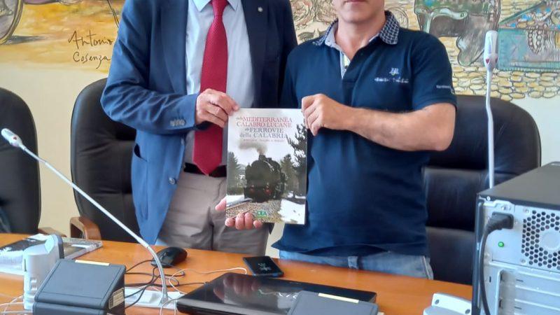 Dalla Mediterranea Calabro-Lucane alle Ferrovie della Calabria. Presentato in Commissione Cultura il libro fotografico di Fedele Sirianni