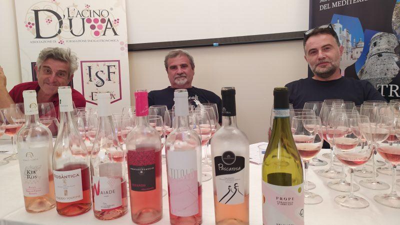 Miglior vino rosato del Mediterraneo, è il Cerasuolo d'Abruzzo ad imporsi nella selezione Adriatica del concorso