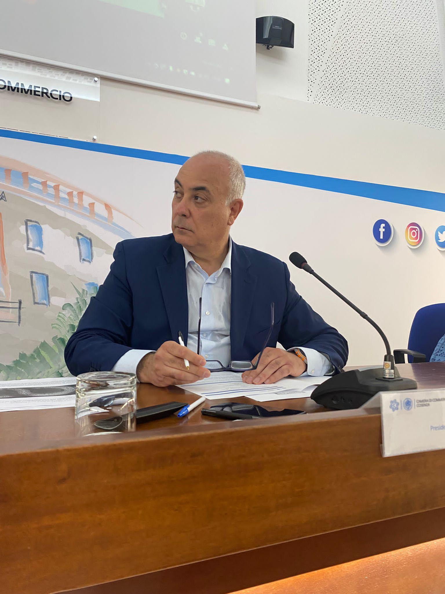 Klaus Algieri eletto Vicepresidente di Unioncamere nazionale