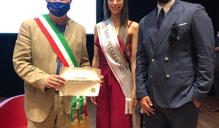 Morano vince il premio Piccolo Comune Amico 2021