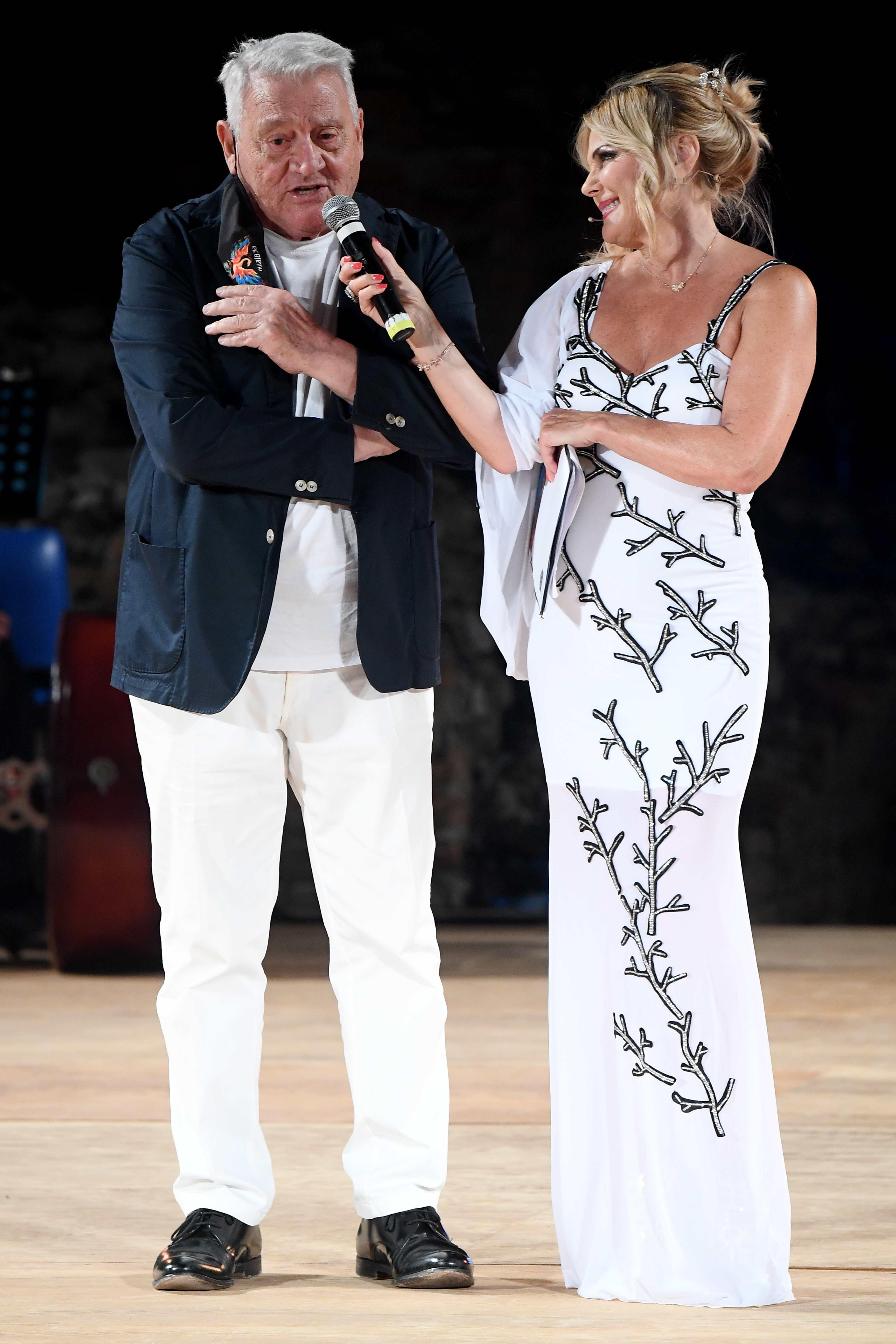 A Gerardo Sacco il Premio Taormina Gold alla carriera