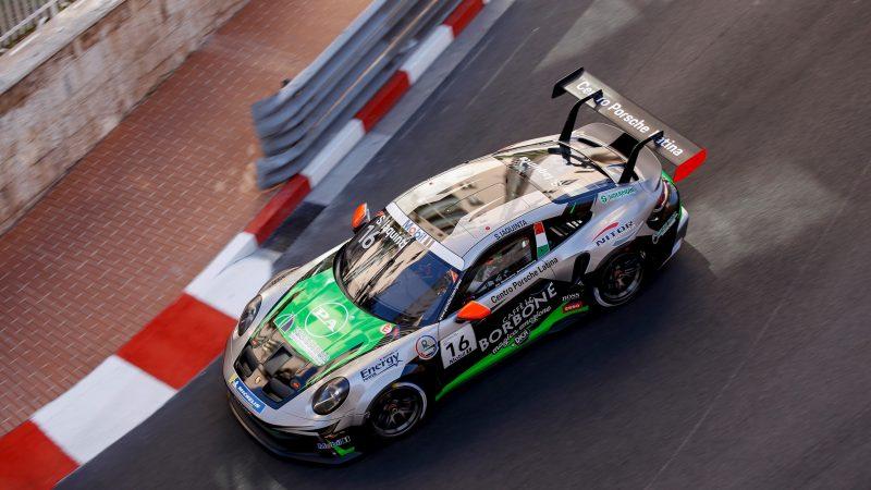 Terzo posto per Simone Iaquinta nel Mondiale Porsche