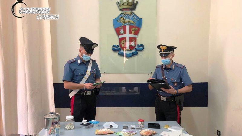 Acri: Insegnante sorpreso con droga in casa. Arrestato dai Carabinieri