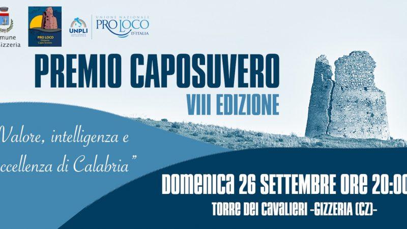 Gizzeria: Il Premio Caposuvero al Procuratore Capo di Reggio Calabria