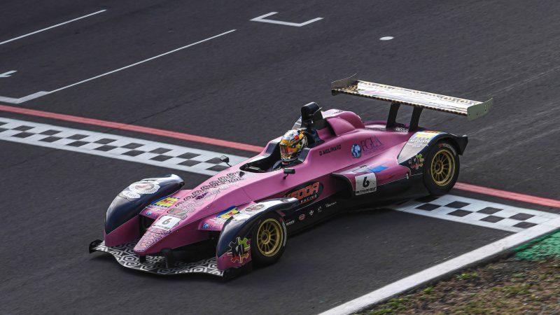 Danny Molinaro è Campione Italiano Sport Prototipi