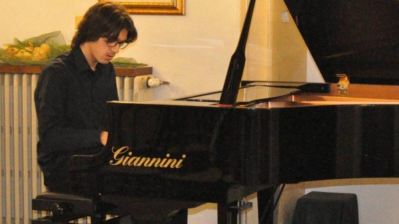 Amici della Musica, Alberto Capuano in concerto a Catanzaro