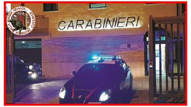 CARABINIERI A RANGO SUPERIORE MAGNA GRAECIA PLAUDE AL REPARTO L'OBIETTIVO RESTA IL GRUPPO
