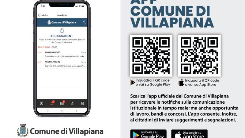 Villapiana: l'App che consente di inviare suggerimenti e segnalazioni e che informa anche sulle opportunità di lavoro