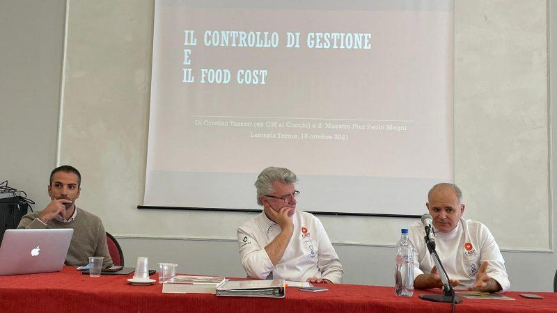 Continua la formazione di pasticceri e gelatieri sul Food cost